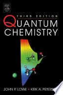 Quantum Chemistry Book PDF