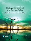 Strategic Management and Business Policy Pdf/ePub eBook