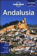Guida Turistica Andalusia Immagine Copertina