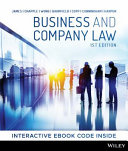 Cover of Business and Company Law