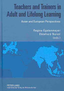 Teachers and Trainers in Adult and Lifelong Learning