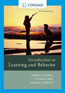 Introduction to Learning and Behavior  with APA Card