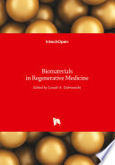 Biomaterials in Regenerative Medicine Book