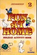 Fun At Home Holiday Activity Book 2 Book