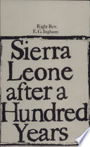 Sierra Leone After a Hundred Years