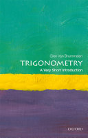 Trigonometry  a Very Short Introduction