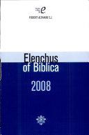 Elenchus of Bibilica