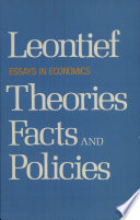 Essays In Economics Book
