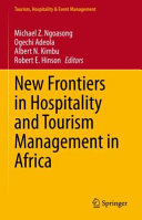 New Frontiers in Hospitality and Tourism Management in Africa