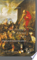 The Problem of Animal Pain Book PDF