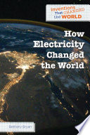 How Electricity Changed The World Book PDF