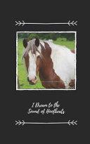 Horse Journal Book
