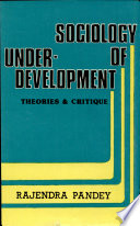 Sociology Of Underdevelopment