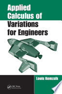 Applied Calculus of Variations for Engineers Book