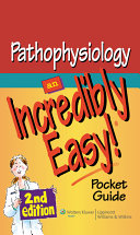 Pathophysiology  An Incredibly Easy  Pocket Guide