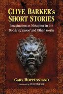 Clive Barker's Short Stories ebook