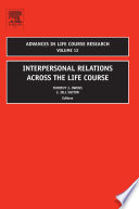 Interpersonal Relations Across the Life Course