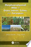 Morphoanatomical Atlas of Grass Leaves  Culms  and Caryopses