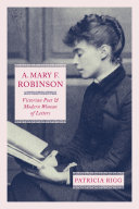 Pdf A. Mary F. Robinson Telecharger
