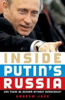 Inside Putin's Russia