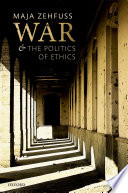 War And The Politics Of Ethics Book