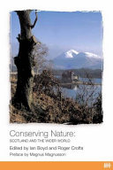Conserving Nature