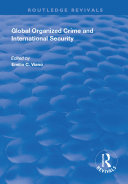 Global Organized Crime and International Security