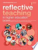 Reflective Teaching In Higher Education Book PDF