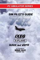 Sim Pilot s Guide 737 300  B W