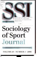 Sociology of Sport Journal