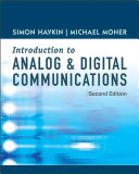 An Introduction to Analog and Digital Communications Book