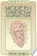 Modern Chinese Ear Acupuncture Book