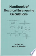 Handbook of Electrical Engineering Calculations