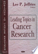Leading Topics In Cancer Research Book PDF