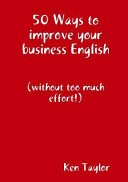 50 Ways to Improve Your Business English