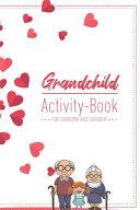 Grandchild Activity Book For Grandma And Grandpa