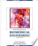 Introduction To Biomedical Engineering Book PDF