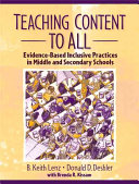 Teaching Content to All