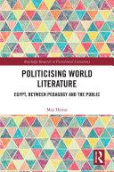 Politicising World Literature