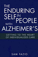 The Enduring Self In People With Alzheimer S