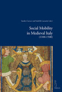 Social Mobility in Medieval Italy (1100-1500)
