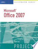 Microsoft Office 2007-Illustrated Projects