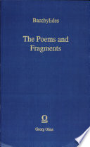 The Poems and Fragments