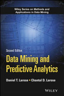 Data Mining and Predictive Analytics Book