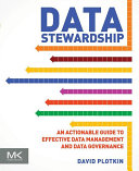 Data Stewardship Pdf/ePub eBook