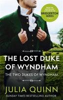 The Lost Duke of Wyndham Book PDF