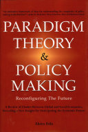 Paradigm Theory & Policy Making