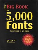 The Big Book of 5,000 Fonts