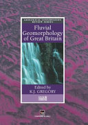 Fluvial Geomorphology of Great Britain