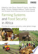 Farming Systems and Food Security in Africa